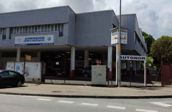 Donostia San Sebastián Autonor Venta de vehículos Km. 0 y de ocasión. AUDI - VOLKSWAGEN