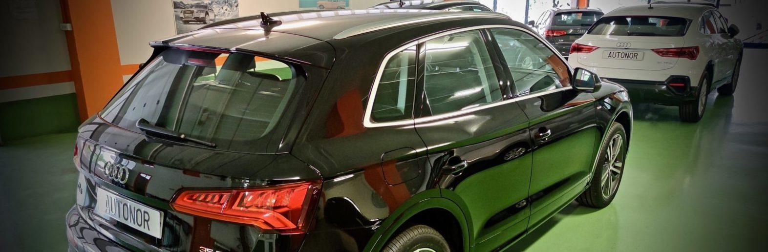 AUDI Q5 35 TDI S line quattro-ultra S tronic 120kW