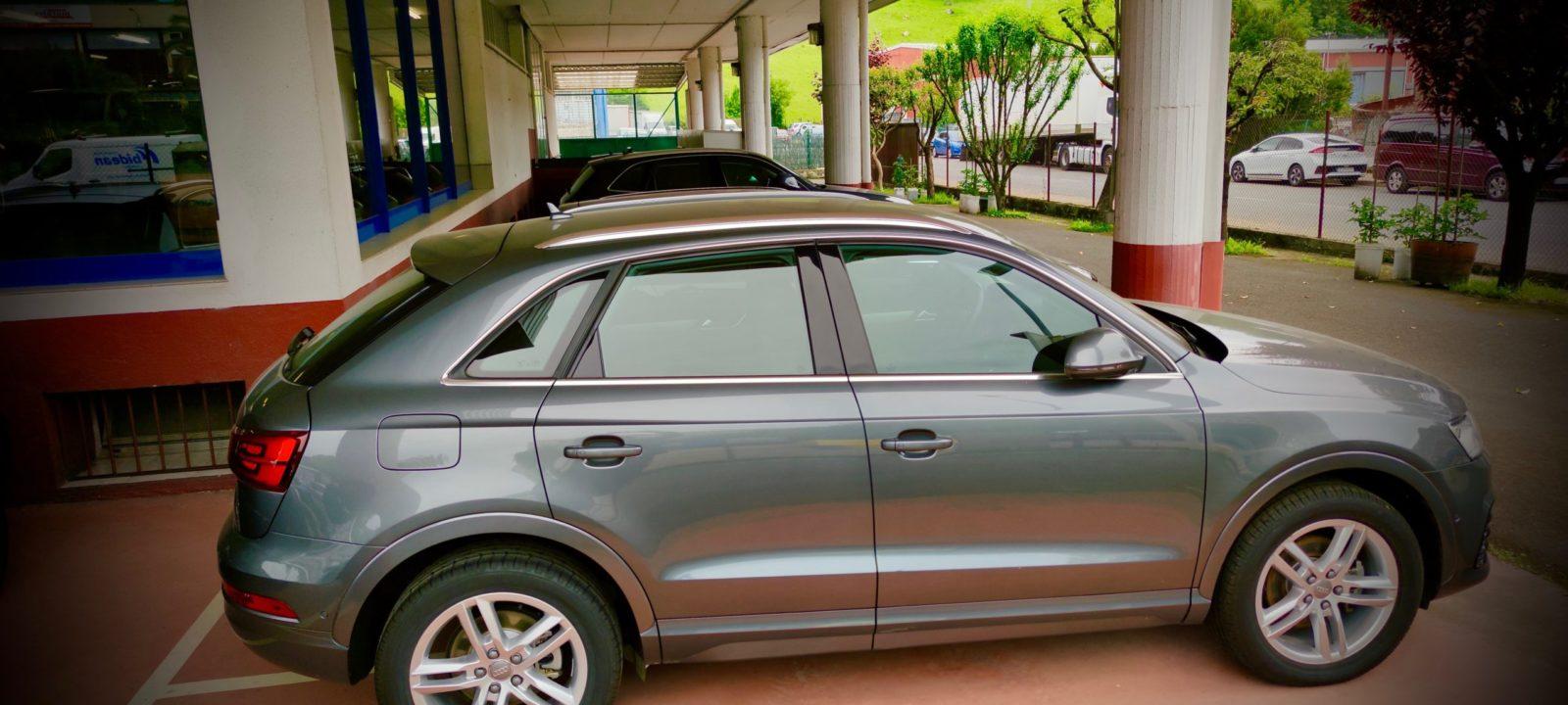 Venta de vehículos Km. 0 y de ocasión. AUDI - VOLKSWAGEN Tel 943 45 15 18 Paseo de Ubarburu, 30, Polígono 27 de Martutene