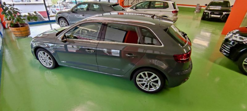 AUDI A3 Sportback 35 TDI Design 110kW Donostia San Sebastián Autonor Venta de vehículos Km. 0 y de ocasión