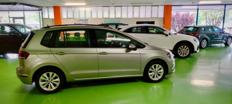 VOLKSWAGEN Sportsvan 1.5 TSI EVO Sport 96kW Donostia San Sebastián Autonor Venta de vehículos Km. 0 y de ocasión.